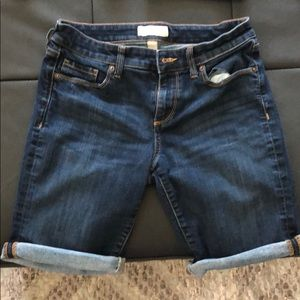 Women's Banana Republic denim shorts